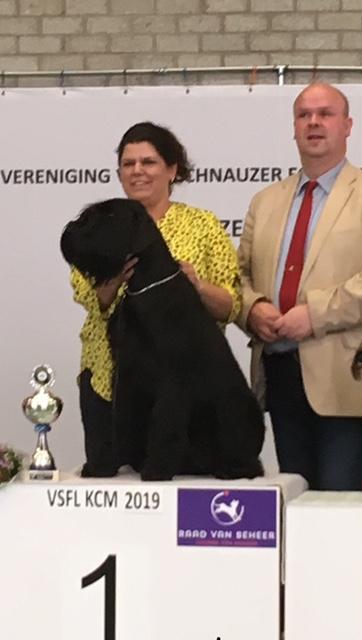 KCM 12 mei 2019 : Pepita Mousaro Best in Show